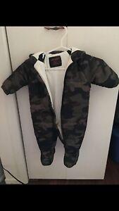 3-6 Month Joe Fresh Snowsuit