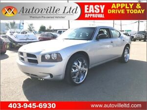 """2007 Dodge Charger 22""""RIMS WONT LAST AT THIS PRICE"""