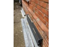 SEVERAL LINTELS OF DIFFERENT SIZES AND SHAPES RECYCLED IN GOOD CONDITION