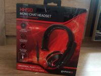 Gioteck XH 50 Wired Mono Headset