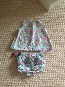 BUTTS ruffle outfit 2Toddler
