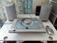 BUSH micro cd stereo system