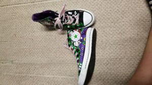 Joker Converse Shoes
