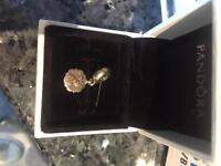 Pandora charm number 2 used authentic