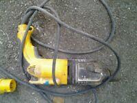 110 power drill