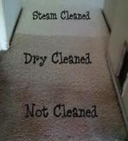 DON'T TAKE CHANCES-CHOOSE A CERTIFIED TRUCKMOUNT CARPET CLEANING