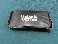 Umberto Giannini hair crimpers and bag