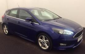 Ford Focus Zetec S FROM £62 PER WEEK!