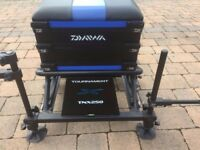 Daiwa Tournament 250 seat box.