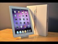 iPad 2 with box immaculate condition