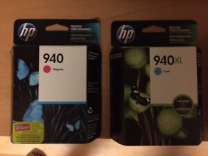 HP Officejet pro 8000 cartouches encre 940xl
