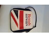 British Airways shoulder bag