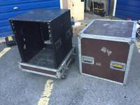 "19"" rack Flight Case 16u"