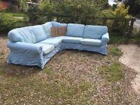 L sofa sits 5