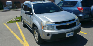 2005 Chevrolet Equinox AWD with navigation and rear camera