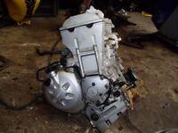 YAMAHA FZ1 FAZER 1000 2006 - 2012 COMPLETE ENGINE N513E
