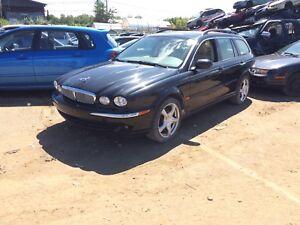 Jaguar X 2007