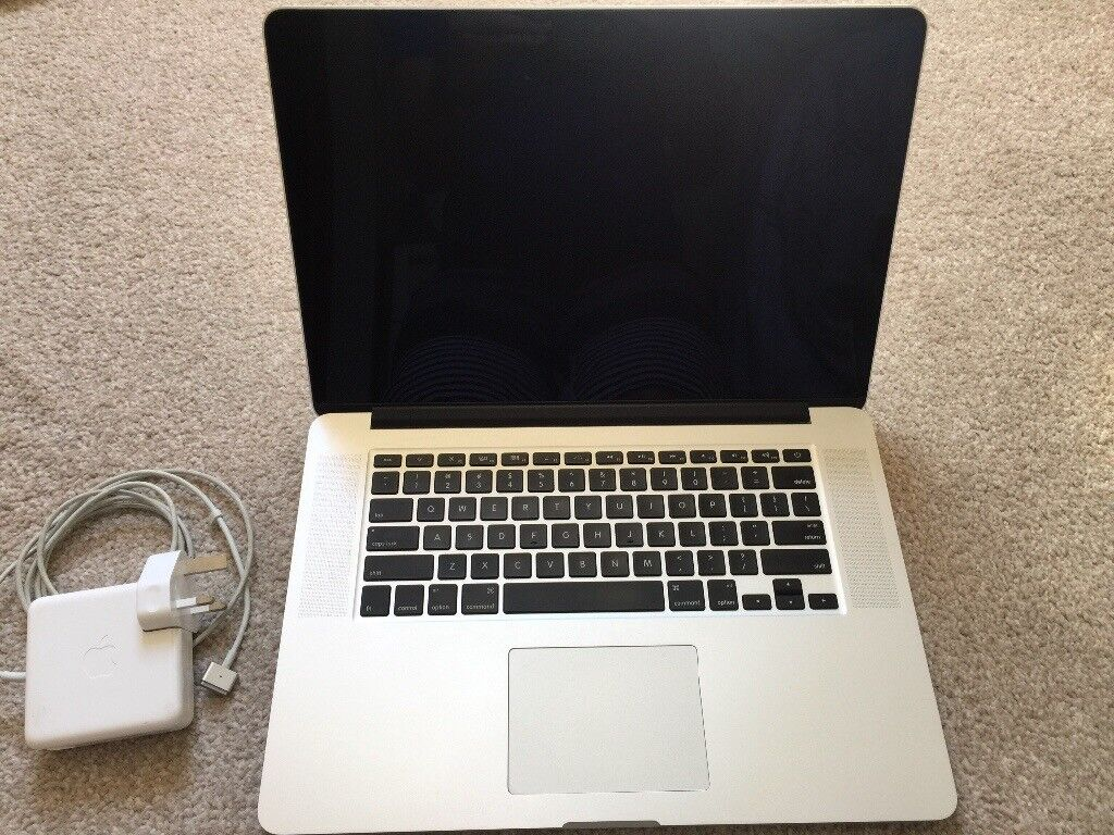 MacBook Pro 15in Launceston, CornwallGumtree - MacBook Pro 15 Retina late 2013 i7 16gb ram 256ssd running latest OS Sierra wiped clean for new user excellent condition comes with 2 hard clip on protector cases one used and one new