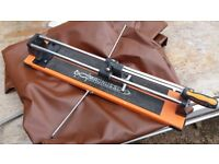 Large tile cutter, little used