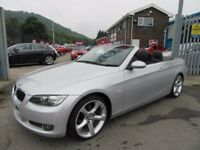 BMW 320d 320D SE HIGHLINE (silver) 2010