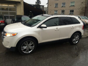 2013 Ford Edge VUS**LIMITED, TOIT, CUIR,NAVIGATION,CAMERA,MAGS*