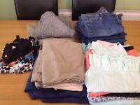 Bundle of women's clothes size 14-16