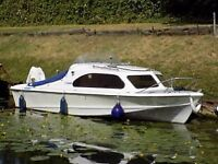 Shetland 535 for sale with mooring - Currently at Littleport