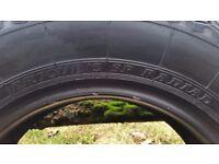 Dunlop SP Sport Aquajet Tyres (x4) ER70VR15