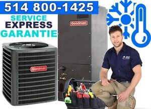 CLIMATISATION-THERMOPOMPE >>AIR CONDITIONER AC HEAT PUMP