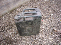 JERRY CAN ,PETROL CONTAINER 25LTRS