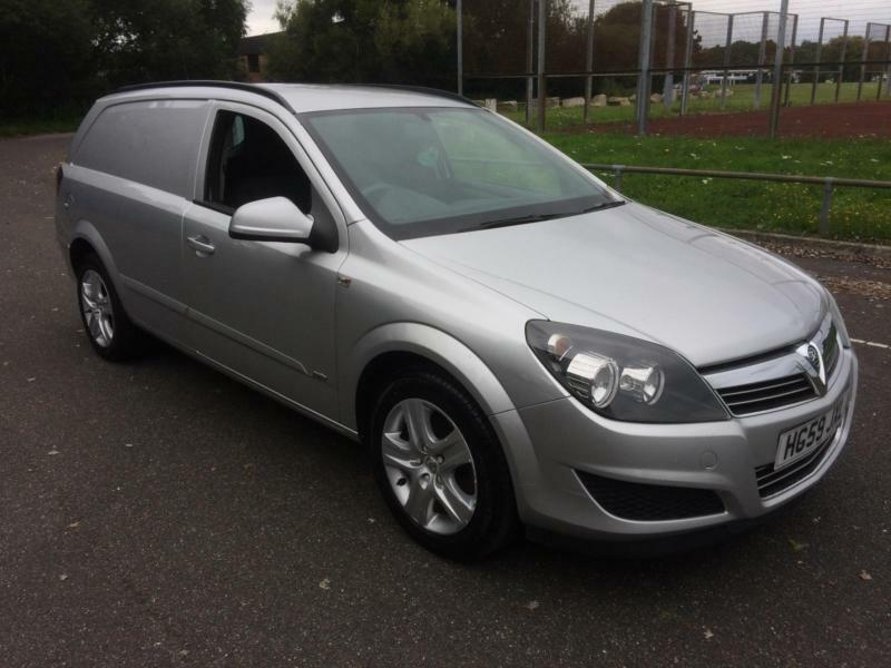 2009 Vauxhall Astravan 1.7CDTi Sportive COMPLETE WITH M.O.T AND WARRANTY