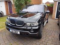 BMW X5 e53 3.0d Cat C