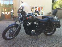 Honda VT750SA Motorcycle - Tourer