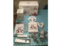 Mario Kart Wii bundle plus extra games