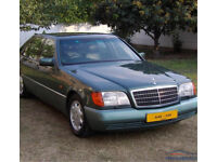 Wanted Mercedes W140 S280 S320 S420 S500