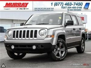 2017 Jeep Patriot Sport Altitude II