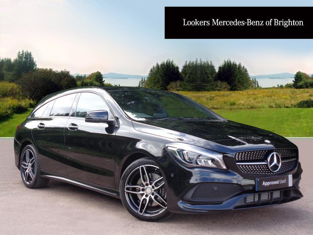 Mercedes-Benz CLA CLA 220 D AMG LINE (black)