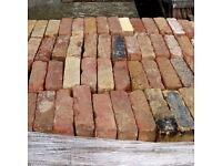 RED Brick reclaimed