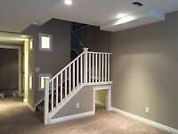 Modern Painting and Stucco