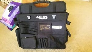 laptop + tool bag  HUSKY brand