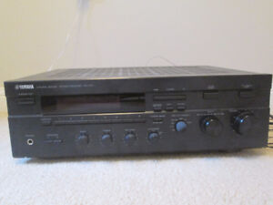 Yamaha Receiver RX-777, Sony Home Theater,Dell computer speakers