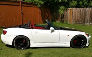 2001 Honda S2000 Certified and E-tested