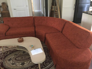 Perfect condition sectional sofa 1960