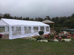 TENT RENTALS: TABLES AND CHAIRS 4 ALL EVENTS!!
