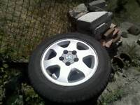 Vauxhall alloy wheels 15 inch