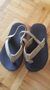 Toddler size 10 sandals
