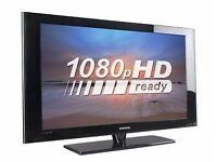 "Samsung 37"" HD Ready LCD TV With Built-in Freeview & 3 x HDMI not 32, 40, 42 Free Local Delivery"