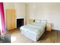 ***NO AGENCY FEES***Modern studio Flat in Ealing Common*Bills Included*Available Now & Furnished *