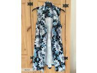 Ladies Long Waistcoat