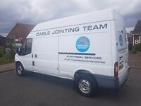 Ford transit 115 t350l 2008/08 moted 1 owner from new